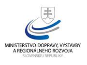 Min. dopravy, výstavby a regionálneho rozvoja